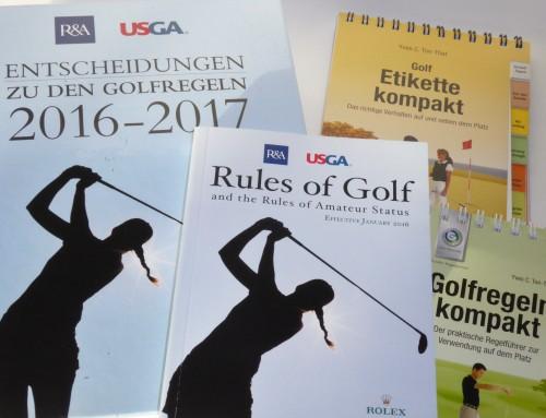Neue Golfregeln 2019 (Teil 1)