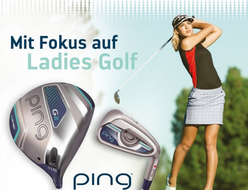 Ping FITTING TAG am 06. Oktober 2018 bei Golf&more