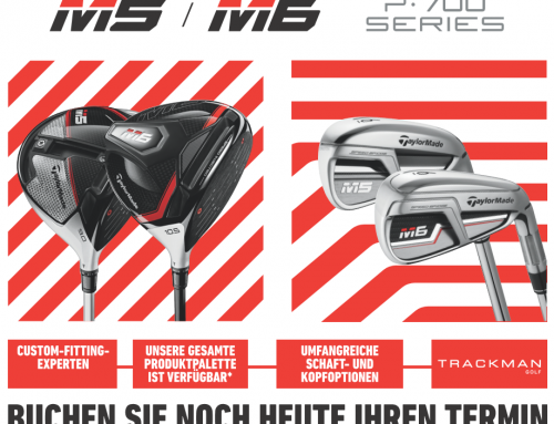 TaylorMade Fitting Tag bei Golf&more