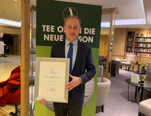 Deutscher Golf Award 2020