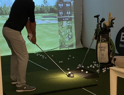 Marcel Siem bei Golf&more