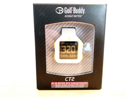 Restposten GPS-Uhren GolfBuddy CT