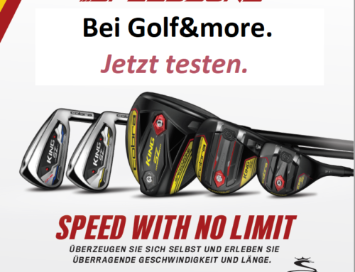 Jetzt neu im Fitting Center. Das King Cobra Fitting-System!