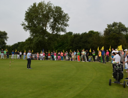 13. Charity Golf Cup