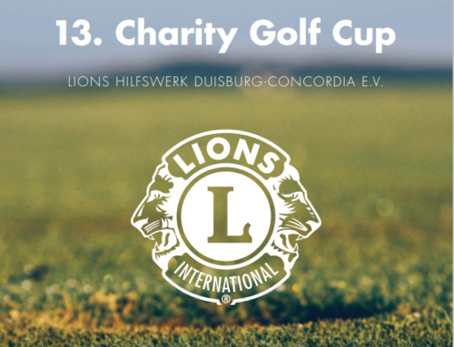13. LIONS Charity GolfCup