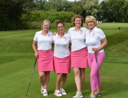 Ladiescup 2021 / Super Stimmung bei bestem Golf-Wetter.